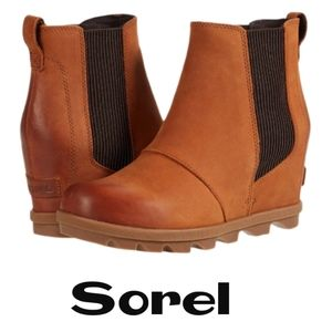 SOREL  Joan of Arctic Chelsea Booties New! 10.5